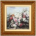 Goebel Artis Orbis Jean Baptiste Robie Stillleben mit Blumen - Wandbild