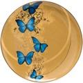 Goebel Artis Orbis Joanna Charlotte Blue Butterflies - Frühstücksteller
