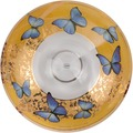 Goebel Artis Orbis Joanna Charlotte Blue Butterflies - Schale