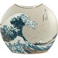 Goebel Artis Orbis Katsushika Hokusai Die Welle - Vase