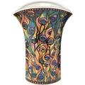 Goebel Artis Orbis Louis Comfort Tiffany Pfau - Vase