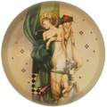 Goebel Artis Orbis Michael Parkes Three Graces - Briefbeschwerer