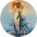 Goebel Artis Orbis Michael Parkes Venus - Schale