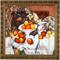 Goebel Artis Orbis Paul Cezanne Stillleben I - Wandbild