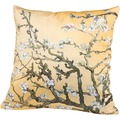 Goebel Artis Orbis Vincent van Gogh Mandelbaum Gold - Kissenbezug