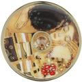 """Goebel Brosche Gustav Klimt - """"Der Kuss"""" 5 cm"""