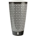 Goebel Chateau Black and White Diamonds - Vase
