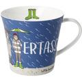 "Goebel Coffee-/Tea Mug Barbara Freundlieb - ""Allwettertasse 9,5 cm"