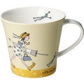 "Goebel Coffee-/Tea Mug Barbara Freundlieb - ""I need Vitamin Sea"" 9,5 cm"