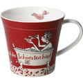 """Goebel Coffee-/Tea Mug Barbara Freundlieb - """"Wir sind die Schönsten"""" 9,5 cm"""