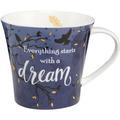 "Goebel Coffee-/Tea Mug Elephant - ""Dream"" 9,5 cm"