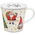Goebel Coffee-/Tea Mug I Love Christmas 9,5 cm