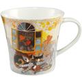 """Goebel Coffee-/Tea Mug Rosina Wachtmeister - """"Amoroso"""" 9,5 cm"""