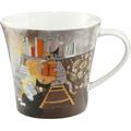 "Goebel Coffee-/Tea Mug Rosina Wachtmeister - ""Clara e Tazio"" 9,5 cm"