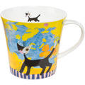 "Goebel Coffee-/Tea Mug Rosina Wachtmeister - ""Sole spendente"" 9,5 cm"
