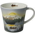 "Goebel Coffee-/Tea Mug Scandic Home - ""Mountain Peace"" 9,5 cm"