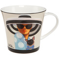 "Goebel Coffee-/Tea Mug Trish Biddle - ""Big Hat Moon"" 9,5 cm"