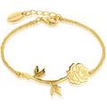 """Couture Kingdom Couture Kingdom Armband Disney Die Schöne und das Biest """"Magic Rose"""" 19,0 cm"""
