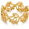"Couture Kingdom Ring Disney König der Löwen ""Simba"" D  1,65 cm"
