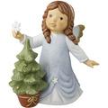 Goebel Engel Mein funkelndes Weihnachtsbäumchen 25,5 cm