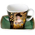 """Goebel Espressotasse Gustav Klimt - """"Adele Bloch-Bauer"""" 6,5 cm"""