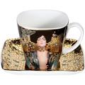 "Goebel Espressotasse Gustav Klimt - ""Judith I"" 6,5 cm"