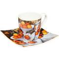 """Goebel Espressotasse Paul Cézanne - """"Stillleben I"""" 6,5 cm"""