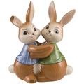 "Goebel Figur Hasenpaar - ""Beste Hasenfreunde"" 14,5 cm"