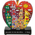 "Goebel Figur James Rizzi - ""Welcome to the Big Apple"" 19,0 cm"