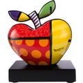 "Goebel Figur Romero Britto - ""Big Apple"" 17,0 cm"