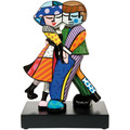 "Goebel Figur Romero Britto - ""Cheek to Cheek"" 23,5 cm"