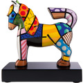 "Goebel Figur Romero Britto - ""Dancer"" 17,0 cm"