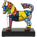"Goebel Figur Romero Britto - ""Dancer"" 31,0 cm"