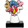 "Goebel Figur Romero Britto - ""Faith"" 38,0 cm"