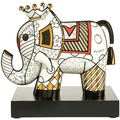 "Goebel Figur Romero Britto - ""Great India 2"" 29,0 cm"