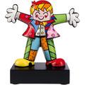 "Goebel Figur Romero Britto - ""Hug Too"" 15,5 cm"