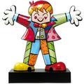 "Goebel Figur Romero Britto - ""Hug Too"" 46,0 cm"