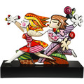 "Goebel Figur Romero Britto - ""Love Blossoms"" 56,0 cm"