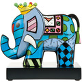 "Goebel Figur Romero Britto - ""Great India 2"" 17,0 cm"
