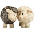 "Goebel Figur Schafe ""Berlyn und Leni"" 5,5 cm"