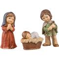 Goebel Figur Set: Heilige Familie 10,5 cm