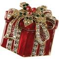 Goebel Fitz and Floyd Fitz & Floyd Christmas Collection Brosche - Geschenk