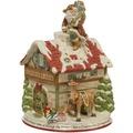 Goebel Fitz and Floyd Fitz & Floyd Christmas Collection Haus