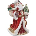 Goebel Fitz and Floyd Fitz & Floyd Christmas Collection Santa - Spieldose