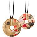 Goebel Halskette Ma Yuanyu - Mohnblumen 58,0 cm