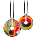 Goebel Halskette Robert Delaunay - Lebensfreude 58,0 cm