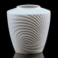 Kaiser Porzellan Vase Illusion - Design B 12,0 cm
