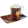 "Goebel Künstlertasse Amedeo Modigliani - ""Frau mit Hut"" 12,0 cm"