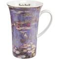 """Goebel Künstlertasse Claude Monet - """"Seerosen II"""" 15,0 cm"""