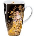 """Goebel Künstlertasse Gustav Klimt - """"Adele Bloch-Bauer"""" 14,0 cm"""